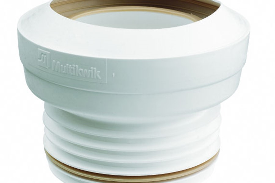 Multikwik WC Connector range