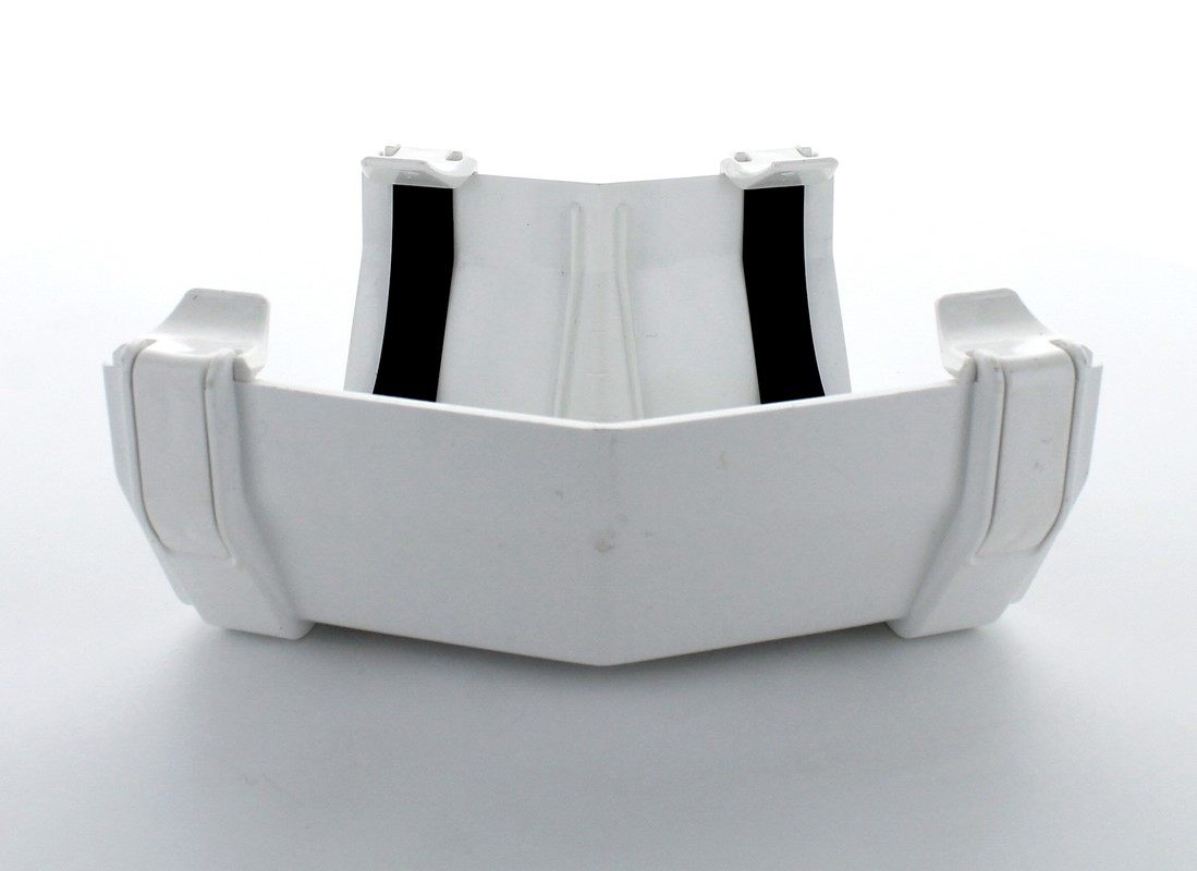 Hunter Plastics 114mm Squareflo Gutter Downpipe System