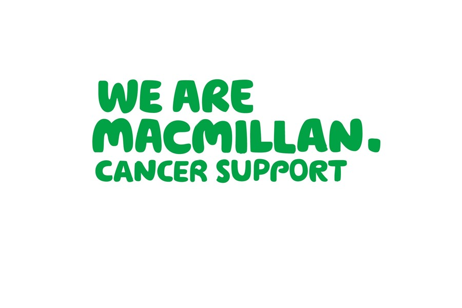 Hunter supporting Macmillan Cancer Support